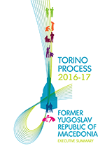 Torino Process 2016-17: former Yugoslav Republic of Macedonia