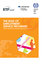 The role of employment service providers