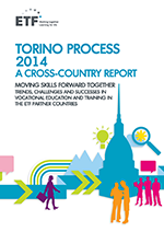 Torino Process 2014: A cross-country report - Moving skills forward together