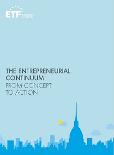 The Entrepreneurial continuum from concept to action
