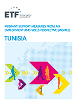 Migrant support measures from an employment and skills perspective (MISMES): Tunisia