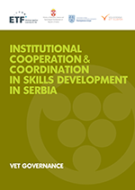 Institutional cooperation and coordination in skills development in Serbia