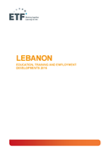 Lebanon: education training and employment developments 2016