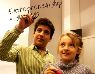 Entrepreneurship=success