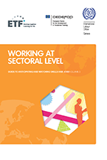 Vol. 3 Working at sectoral level