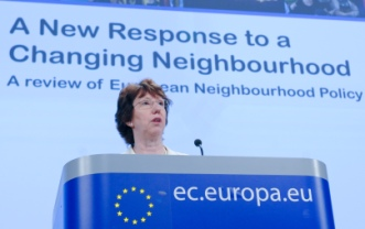 Catherine Ashton, EU High Representative for Foreign Affairs and Security Policy
