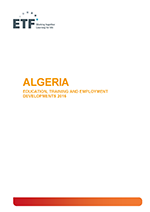 Algeria: education, training and employment developments 2016