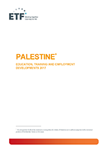 Palestine: Education, training and employment 2017
