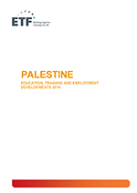 Palestine: education training and employment developments 2016