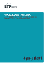 Work-based learning: A handbook for policy makers and social partners in ETF partner countries