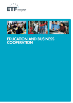 Education and Business Cooperation - Cross-country report
