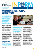 INFORM - ISSUE 07 - NOVEMBER 2011 - EQUITABLE HUMAN CAPITAL DEVELOPMENT