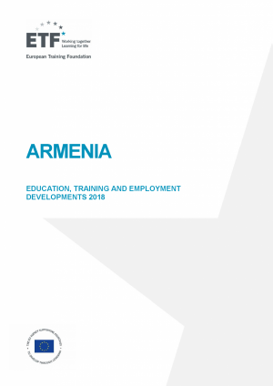Armenia: Education, training and employment developments 2018