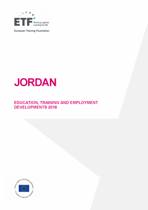 Jordan: Education, training and employment developments 2018