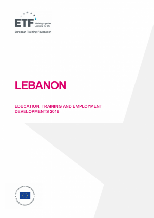 Lebanon: Education, training and employment developments 2018