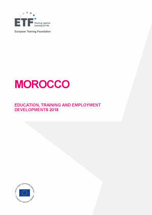 Morocco: Education, training and employment developments 2018
