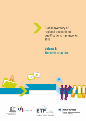 Global inventory of regional and national qualifications frameworks 2019 – Volume I: Thematic chapters