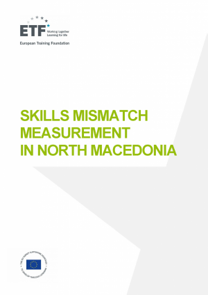 Skills mismatch measurement in North Macedonia