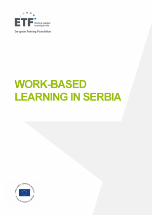 Work-based learning in Serbia