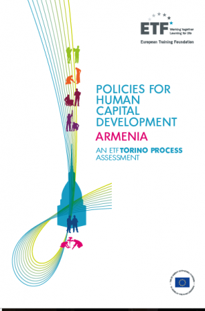 Policies for human capital development: Armenia - An ETF Torino Process Assessment