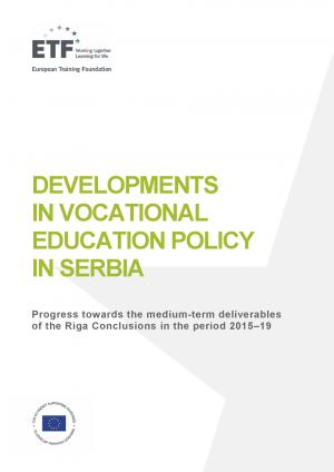 Developments in vocational education policy in Serbia