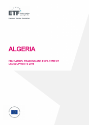 Algeria: Education, training and employment developments 2018