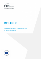 Belarus: Education, training and employment developments 2018