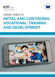 Using video in initial and continuing vocational training and development