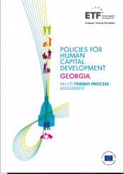 Policies for human capital development: Georgia - An ETF Torino Process Assessment