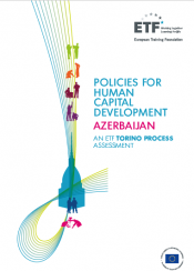 Policies for human capital development: Azerbaijan - An ETF Torino Process Assessment