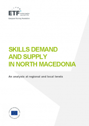 Skills demand and supply in North Macedonia: An analysis at regional and local levels