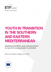 Youth in transition in the Southern and Eastern Mediterranean: Identifying profiles and characteristics to tap into young people's potential