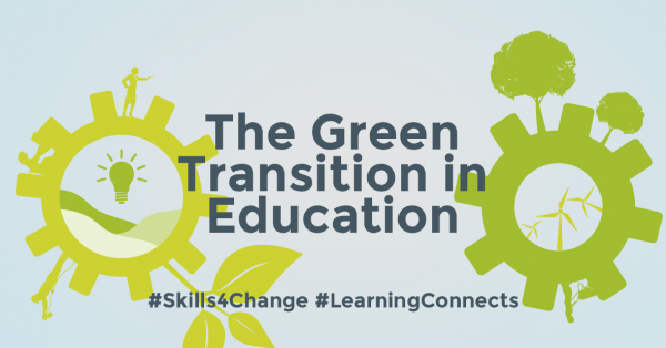 The Green Transition in Education